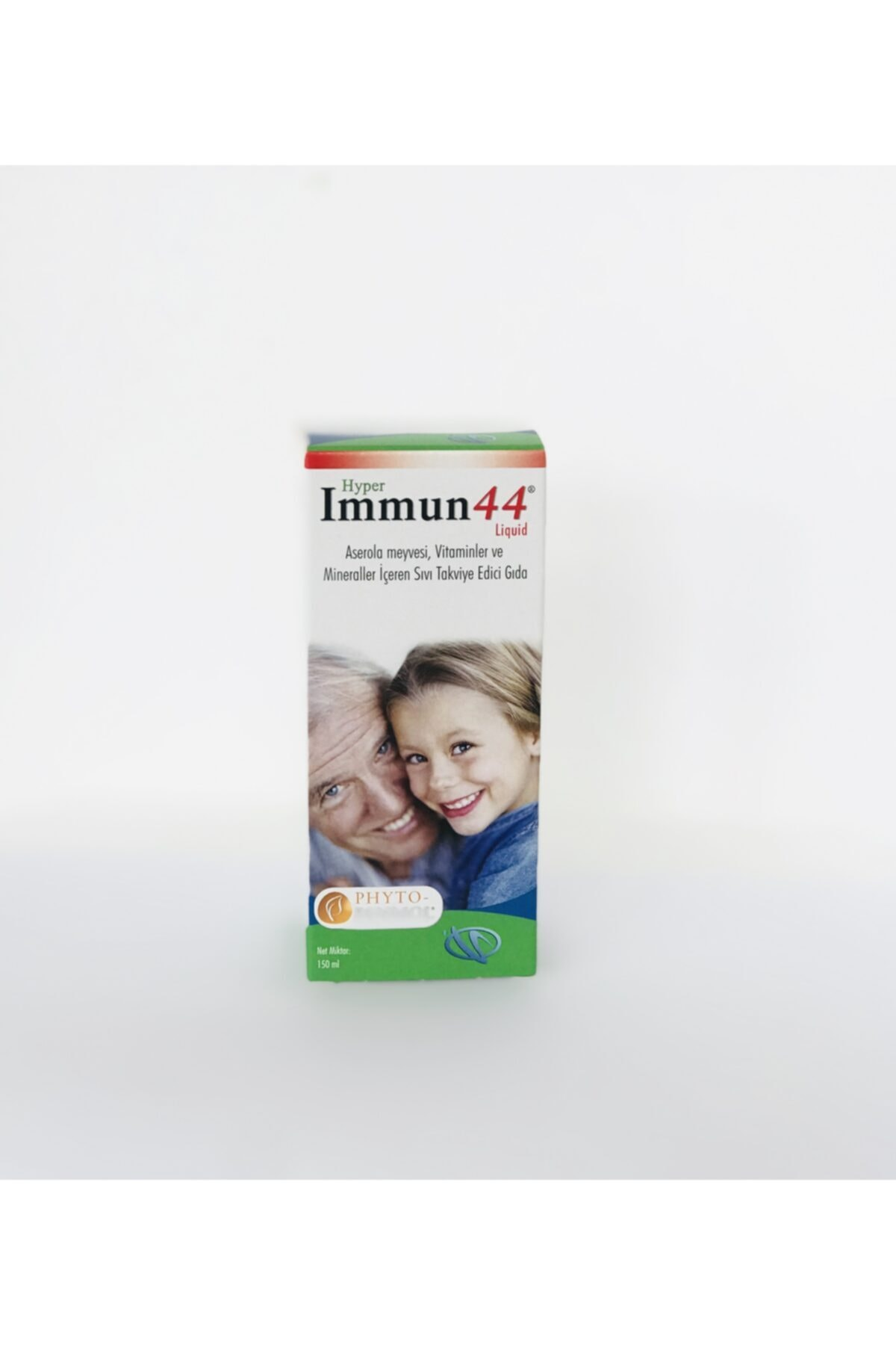 Phyto Immun 44 Şurup 250 ml 9870010002 1