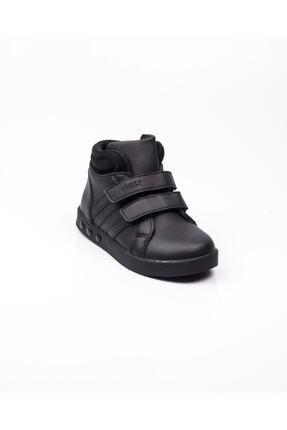 Vicco 313. P19k.104 Siyah Işıklı Çocuk Spor Ayakkabı(26-30) Siyah-27
