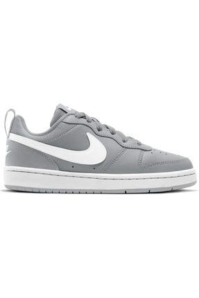 Nike Nıke Court Borough Low 2 (gs) Gri
