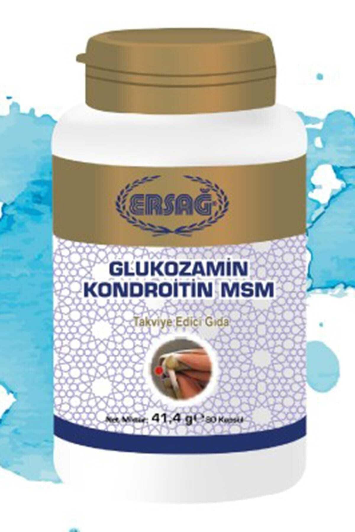 Ersağ Glukozamin Kondroitin Msm 1