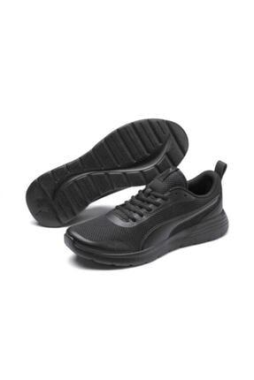 Puma Erkek Siyah Koşu Ayakkabı