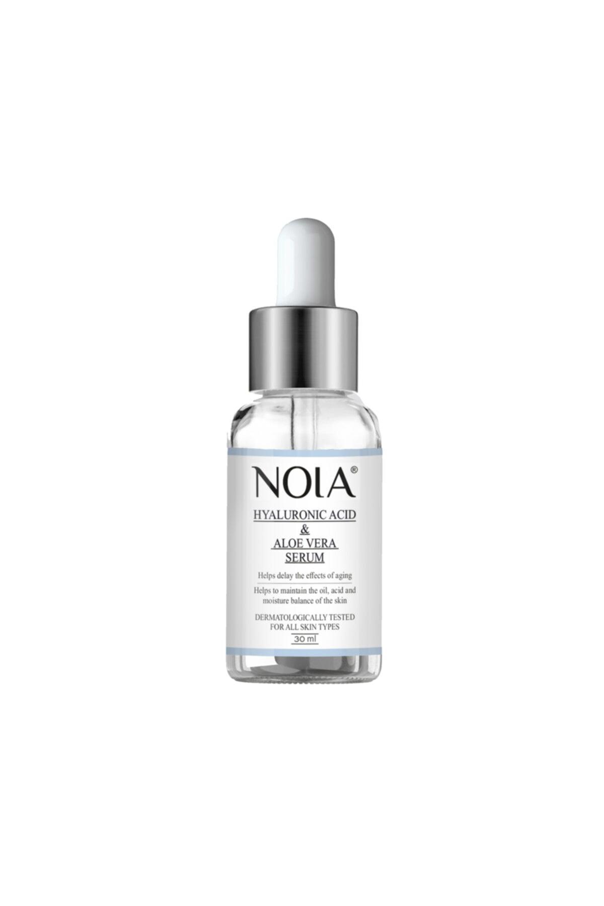 Noia Hyaluronic Acid & Aloe Vera Serum 1