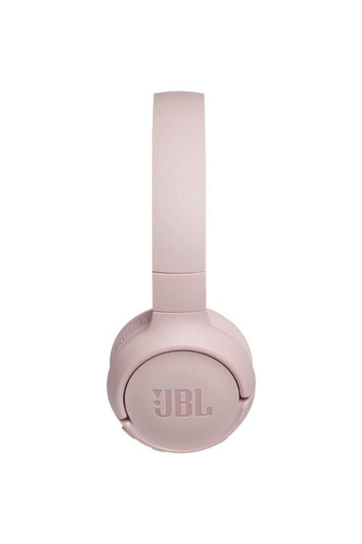 JBL T500bt Kablosuz Kulaküstü Kulaklık Pembe 2