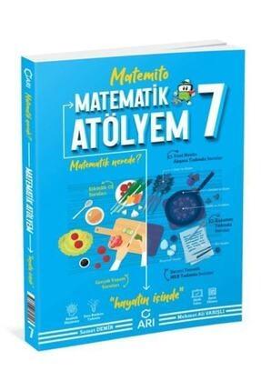 Arı Yayınları 7.Sınıf Matemito Akıllı Matematik Atölyem ( Ünite Değerlendirme Sınavı Hediye )