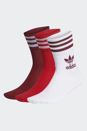 adidas Günlük Çorap Mıd Cut Crw Sck Gd3578