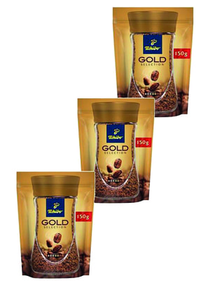 Tchibo Gold Selection 150 Gr 3'lü