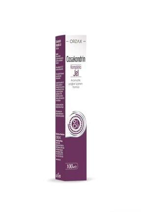 Orzax Cosakondrin Kompleks Jel 100 ml