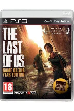 Naughty Dog Dahaaa Ucuzu Yok Playstation 3 Oyunu ( The Last Of Us Ps3 )--2.el--