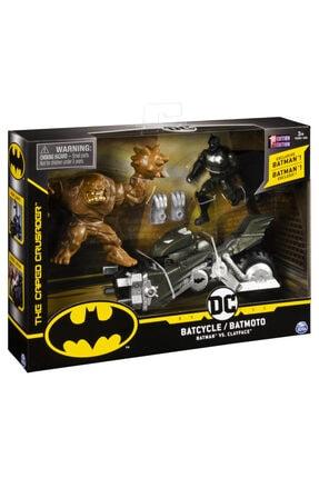 Batman & Superman Batcycle Oyun Seti