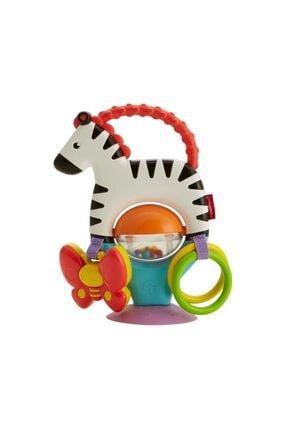 FISHER PRICE Sevimli Zebra Mama Sandalyesi Oyuncağı