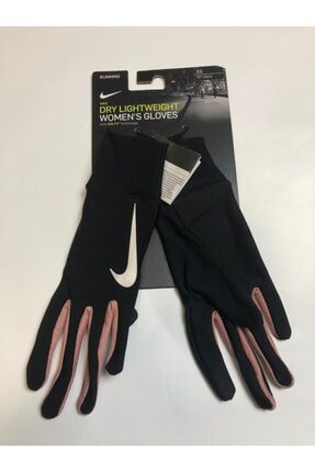 Nike Dry Lightweıght Bayan Koşu Eldiveni N1000358018