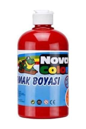 Nova Color Parmak Boyası 500 gr. Kırmızı