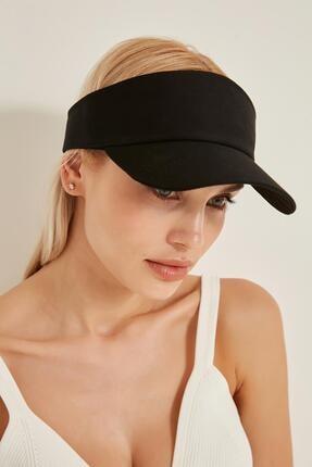 Y-London 13363 Siyah Tenisçi Şapkası