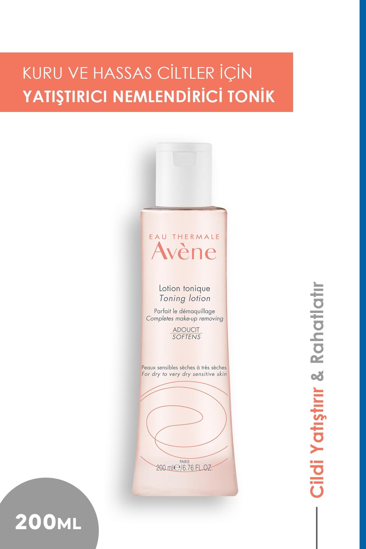 Avene Hassas & Kuru Ciltler için Tonik  Lotion Douceur 200 ml 1