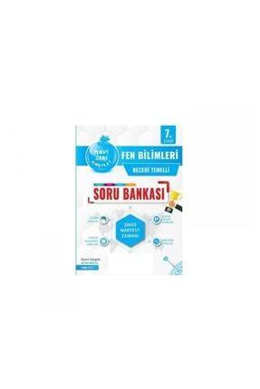 Nartest Yayınları Nar Test 7. Sınıf Mavi Seri Fen Bilimleri Soru Bankası