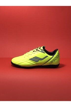 Lescon Fosfor Yeşil Halısaha Ayakkabı