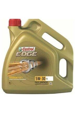 CASTROL Edge 5w 30 Ll 4 Litre Motor Yağı 2021 Üretim