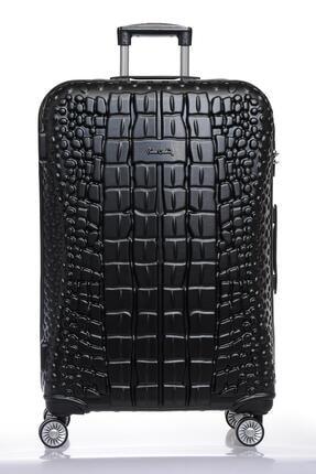 Pierre Cardin Pıerre Cardın 04pc1600-01-s Sıyah Unısex Büyük Boy Bavul