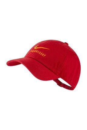 Nike Şapka Gs U Nk H86 Cap Bv4075-629 Kırmızı