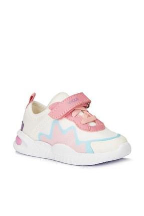 Vicco Robi Kız Ilk Adım Beyaz/pembe Spor Ayakkabı