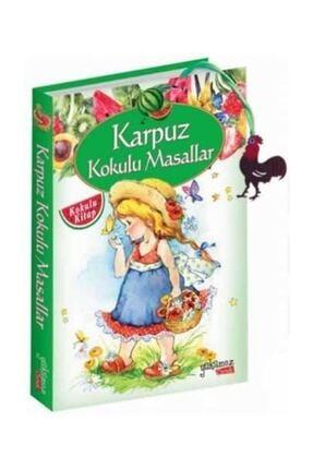 Yakamoz Yayınları Karpuz Kokulu Masallar (Kokulu Kitap) Kolektif