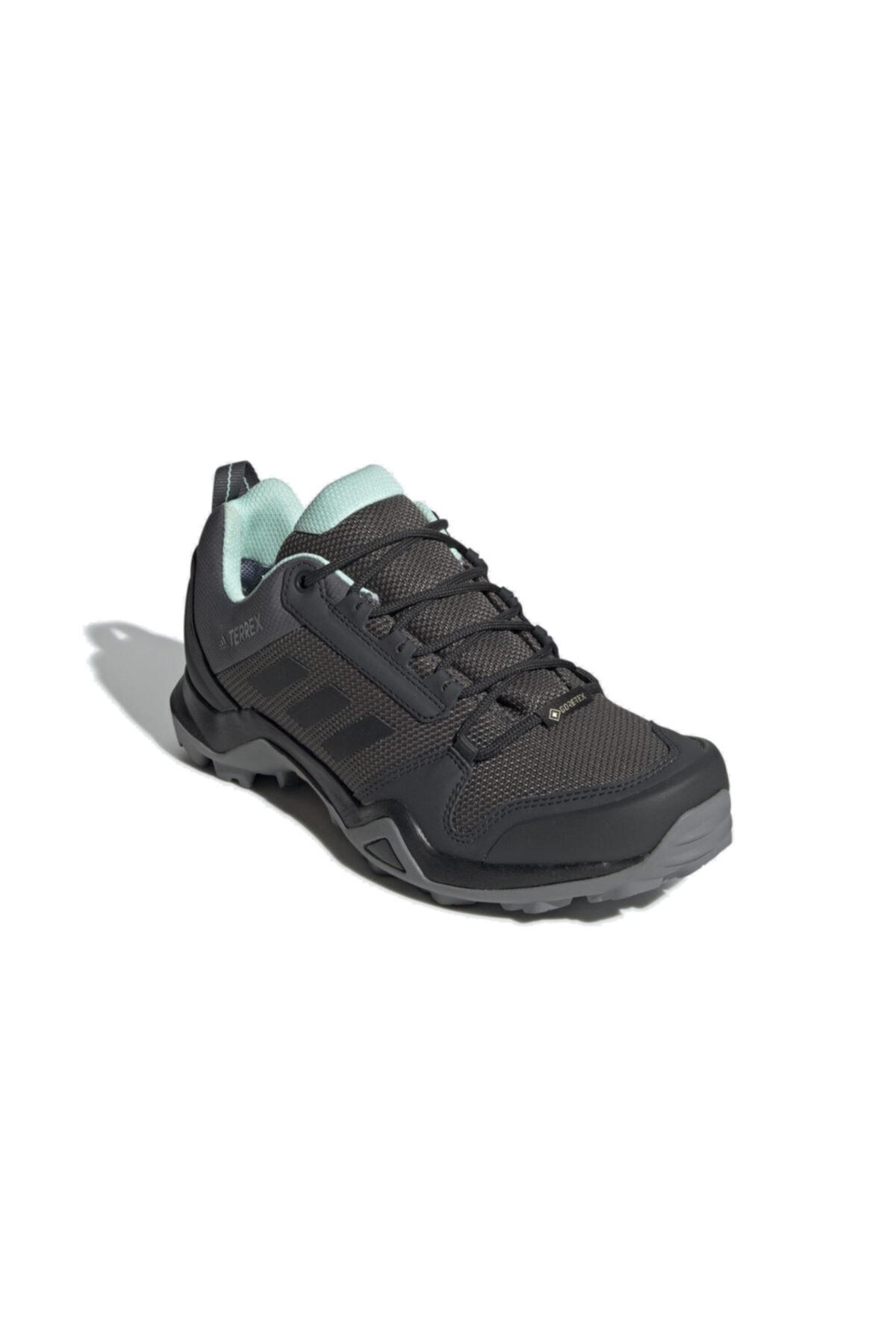 adidas Kadın Füme Terrex Ax3 Gtx Outdoor Ayakkabı 2