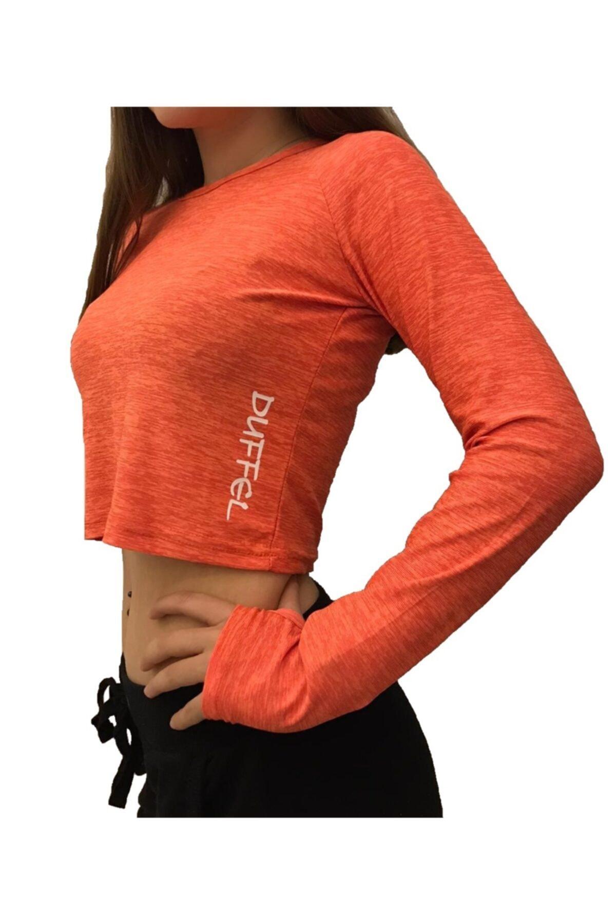 Duffel Kadın Spor Tshirt 1