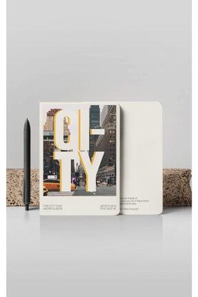 NYC Tasarım Ajanda Planlayıcı Defter