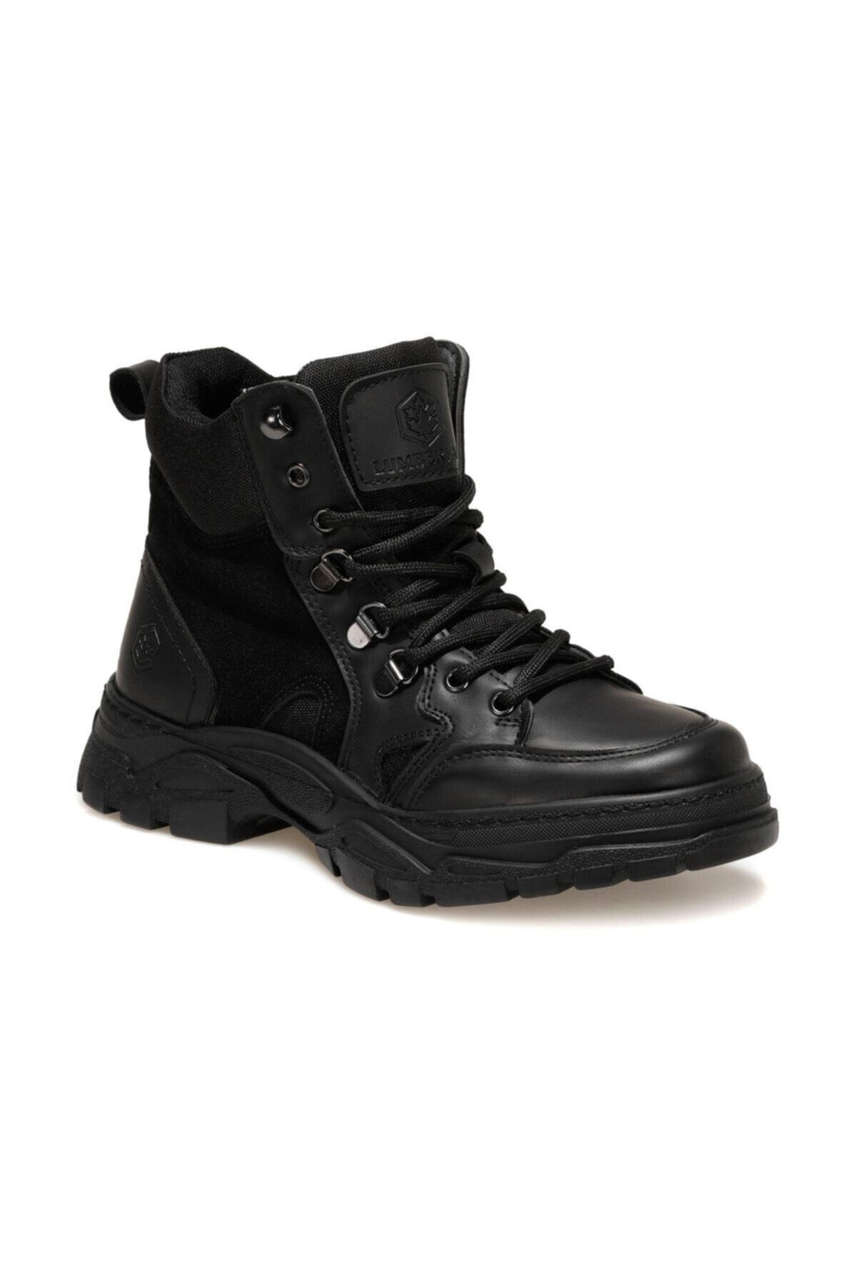 lumberjack LIDA Siyah Kadın Sneaker 100556975 1