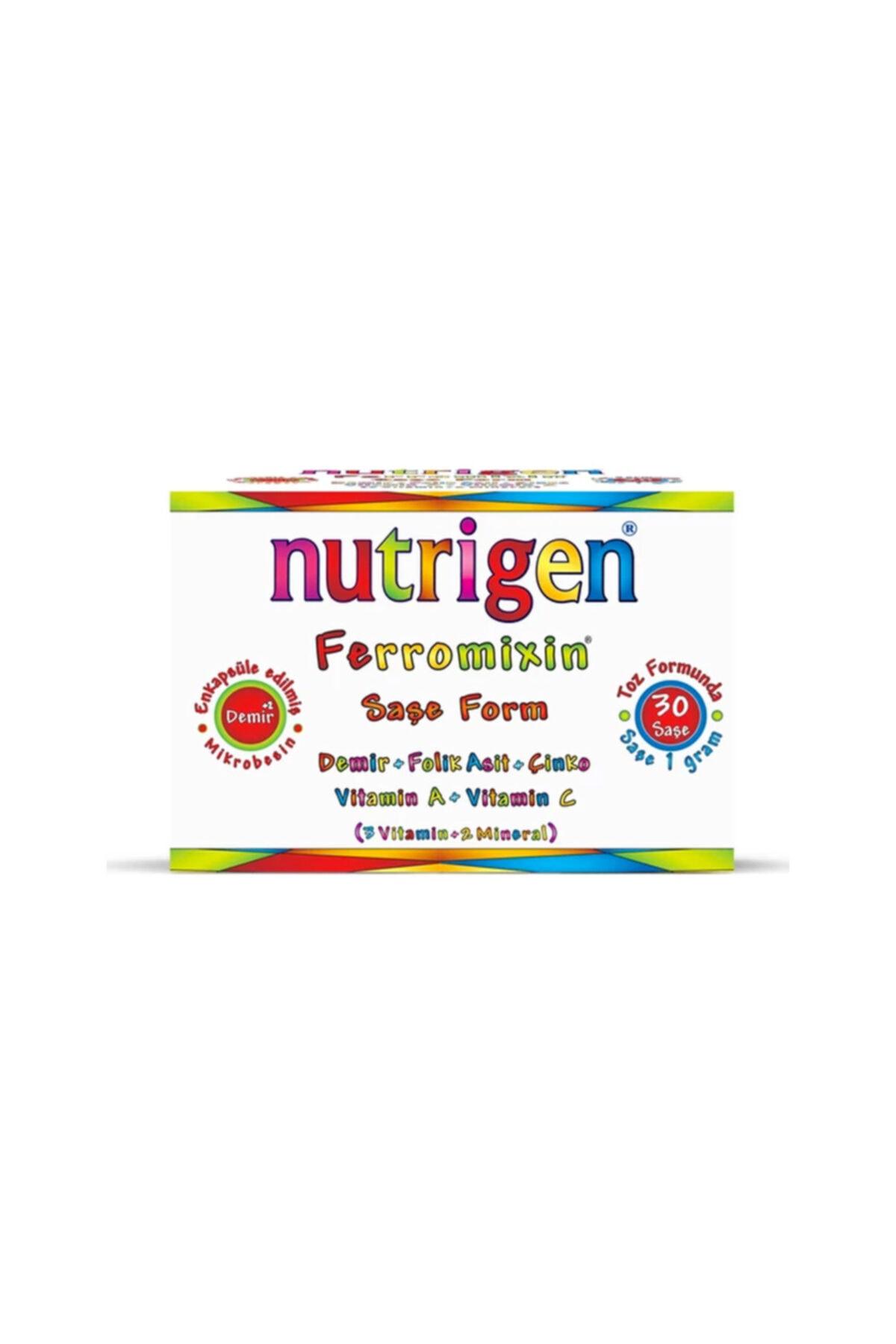 Nutrigen Ferromixin 30 Saşe 1