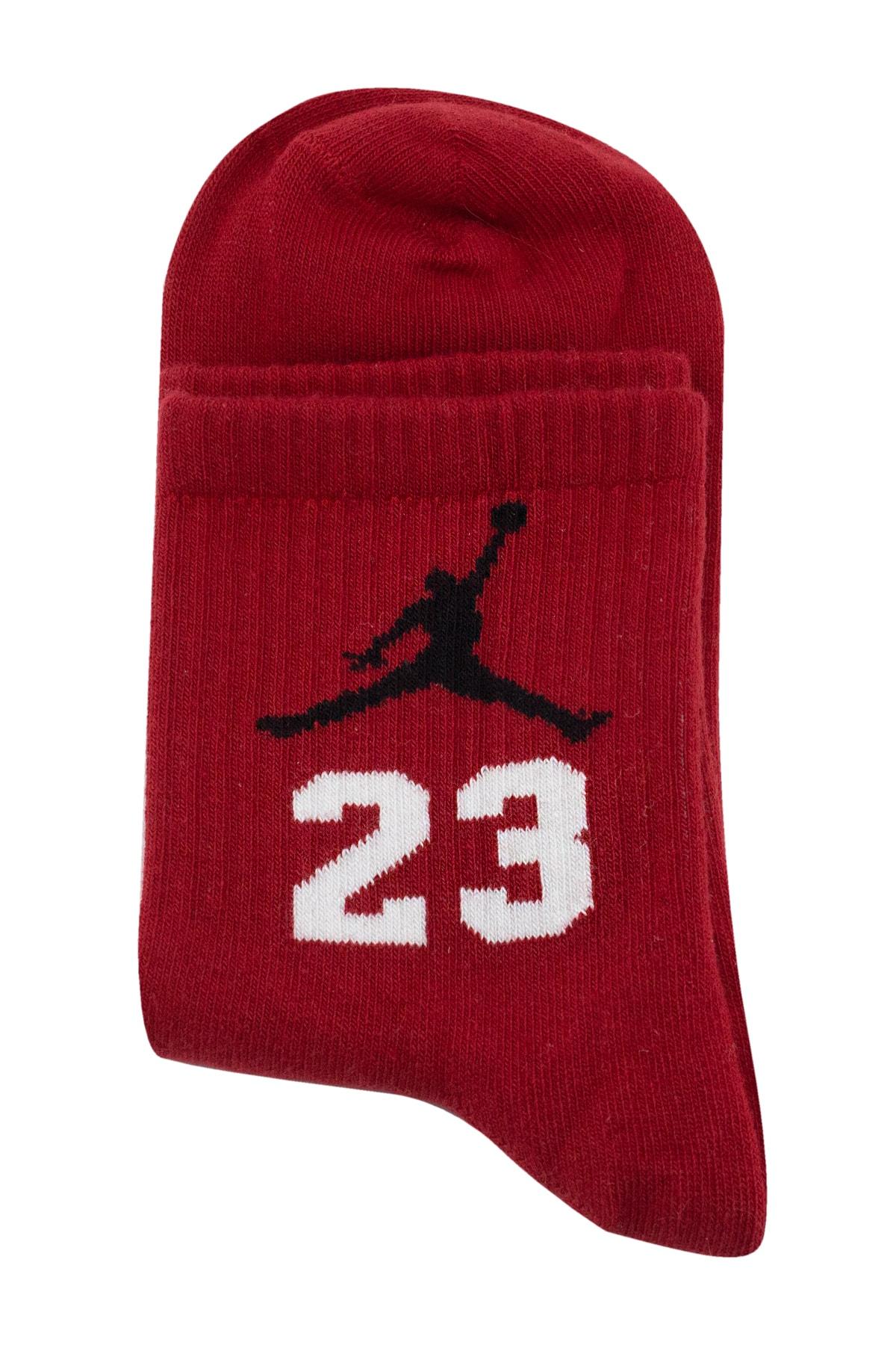 Socksarmy Jordan Desenli Çorap Seti 3 'lü 2