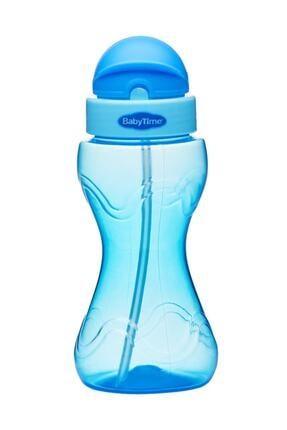 Babytime Unisex Çocuk  Açık Mavi Pipteli Suluk