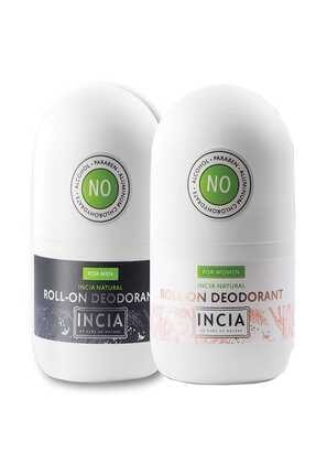 Incia Doğal Roll-on Deodorant Set Deodorantset