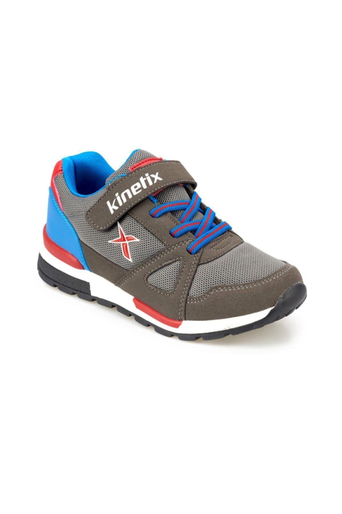 Kinetix Gri Erkek Çocuk Spor Ayakkabı  Rıvero M 1