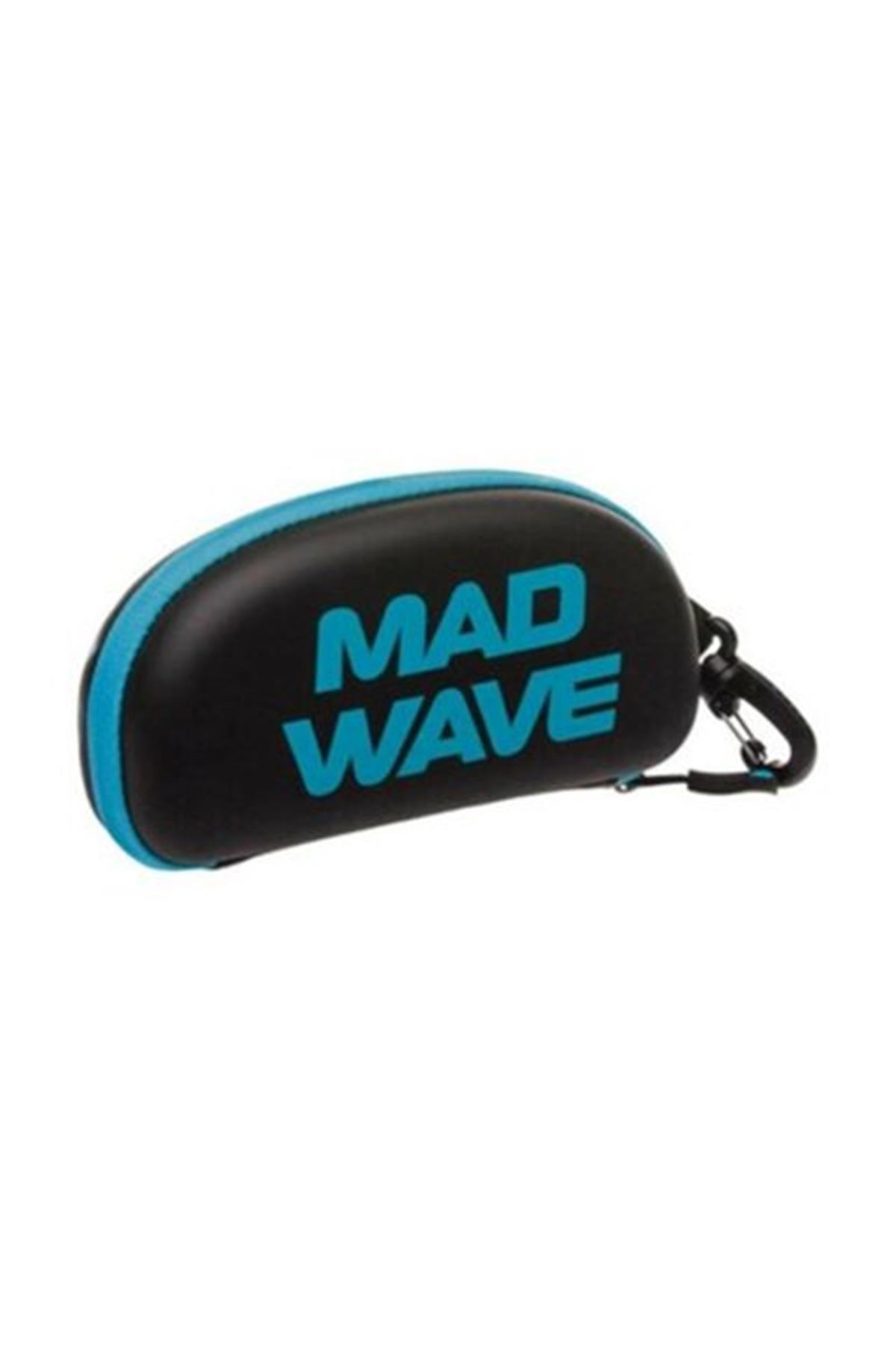 Mad Wave Gözlük Kabı Siyah/azur 1