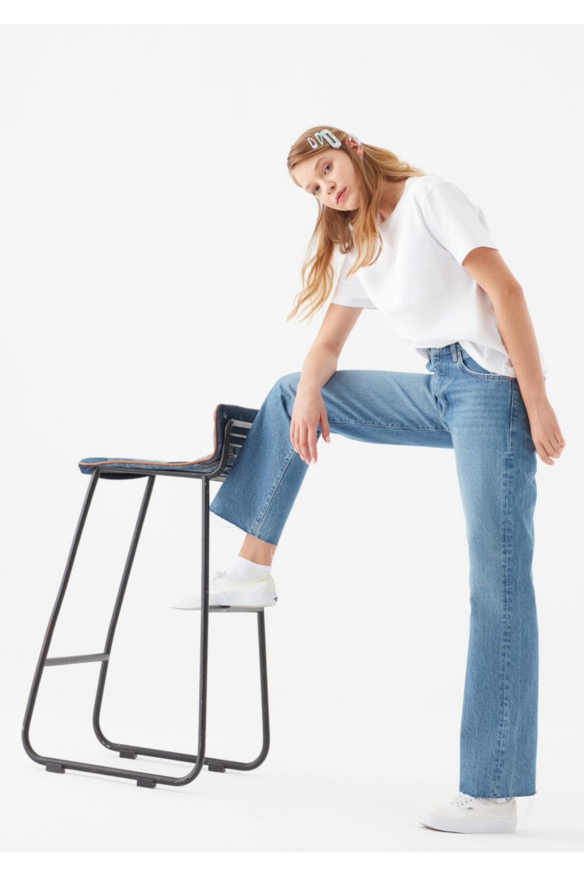Mavi Barcelona All Blue Jean Pantolon 1