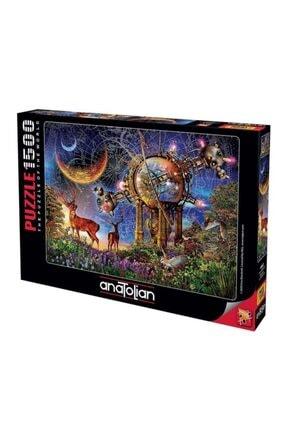 Anatolian Puzzle Yıldız Gözlemcisi Puzzle Yapboz 1500 Parça
