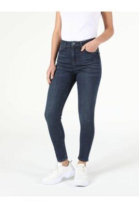 Colin's Kadın Mavi Denim Pantolon