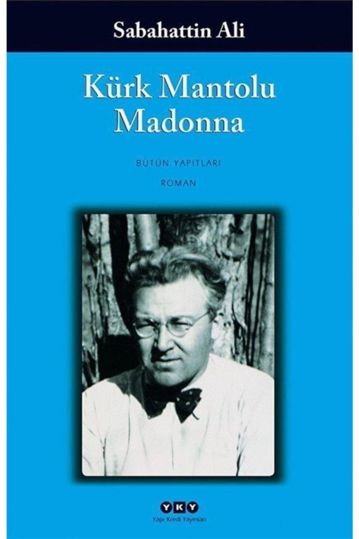 Yapı Kredi Yayınları Kürk Mantolu Madonna 1