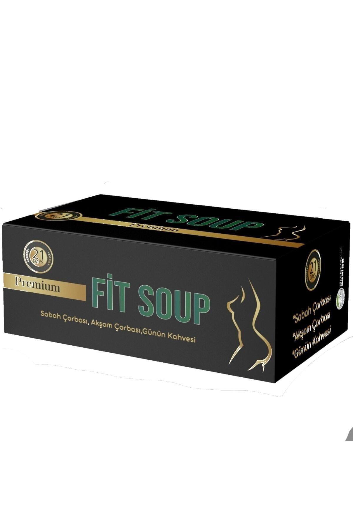 Fit Soup Diyet Çorba 21 Günlük 1