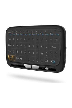 Paleon H18 Kablosuz Mini Klavye Touchpad Şarjlı Smart Tv Dokunmatik Mouse