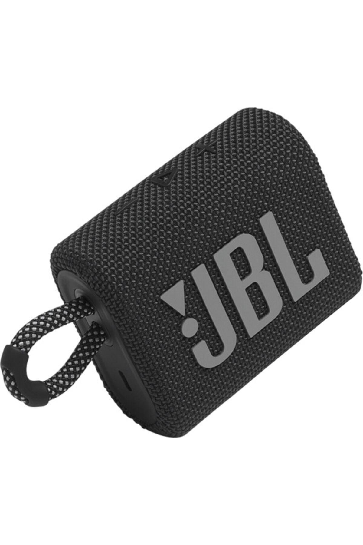 JBL Go 3 Siyah Bluetooth Hoparlör 1