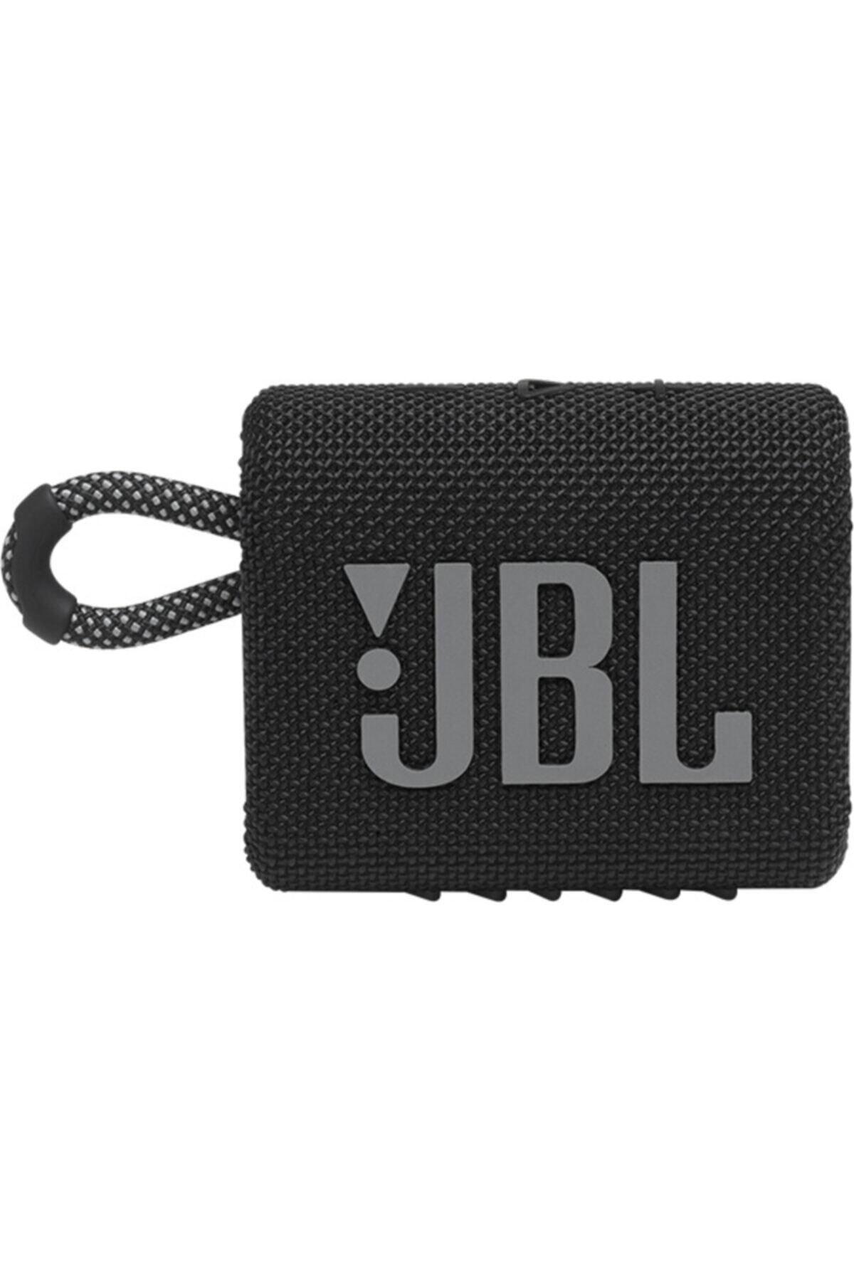 JBL Go 3 Siyah Bluetooth Hoparlör 2