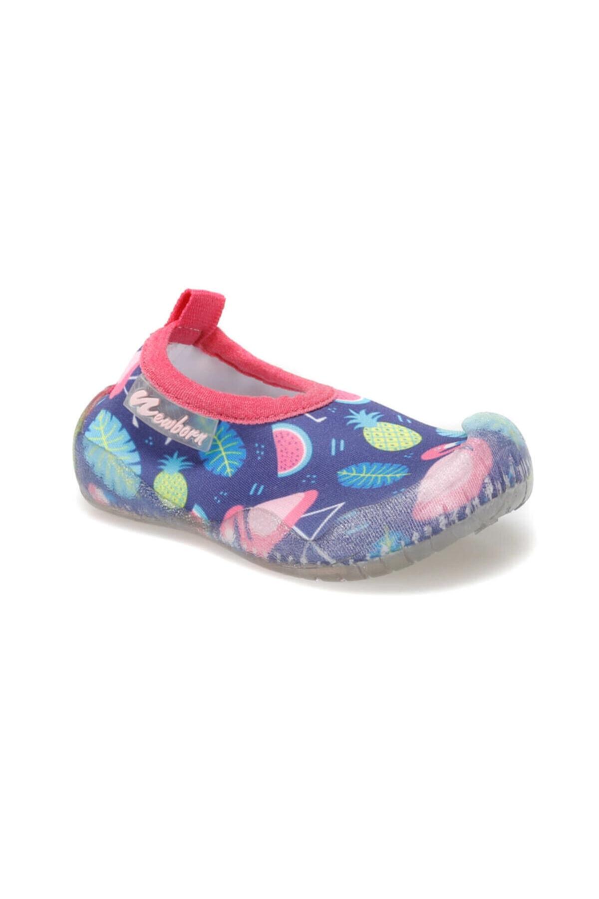 Newborn NAQ2010 AQUA MIX Beyaz Unisex Çocuk Deniz Ayakkabısı 100446160 1