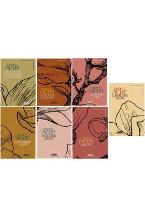 Yapı Kredi Yayınları Kayıp Zamanın İzinde Serisi 7 Kitap  Marcel Proust