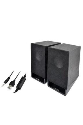 Platoon Pl-4000 Usb Speaker Hoparlör Ses Sistemi 1+1