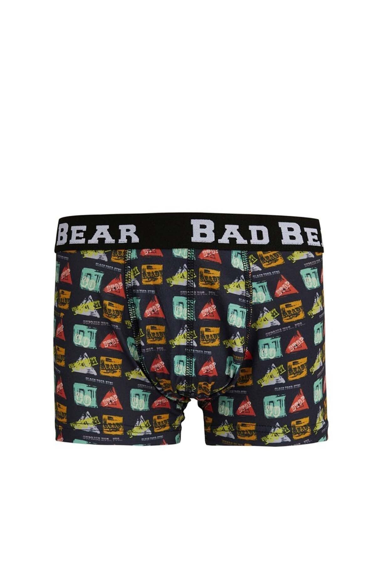 Bad Bear Sıgnal Uw Erkek Boxer 20.01.03.005raven 1