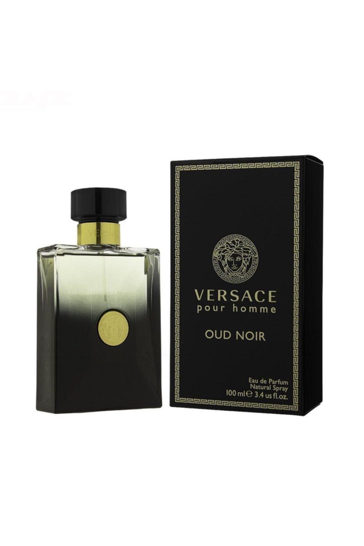 Versace Oud Noir Edp 100 ml Erkek Parfüm 8011003811274 1