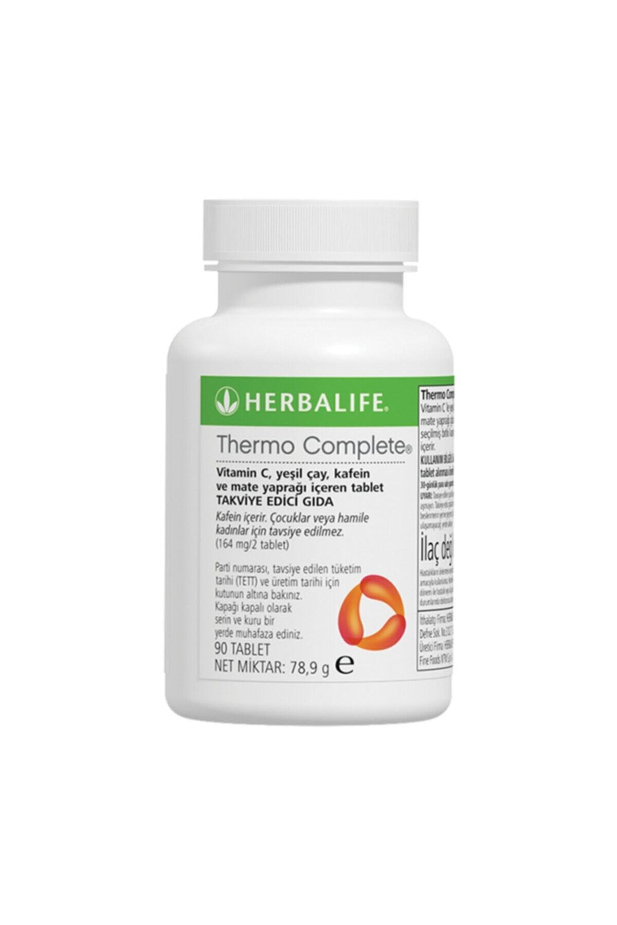 Herbalife Thermo Complete 90 Tablet 1