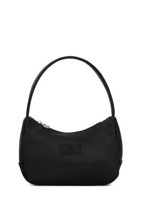 Housebags Kadın Siyah Baguette Çanta 197